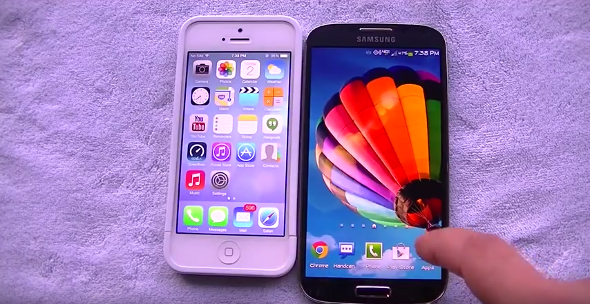 Buying a Smartphone for Its Curves Is Like Buying a Car for Its Cup Holders