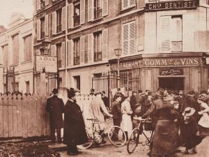 Steinheil Affaire Postcard.
