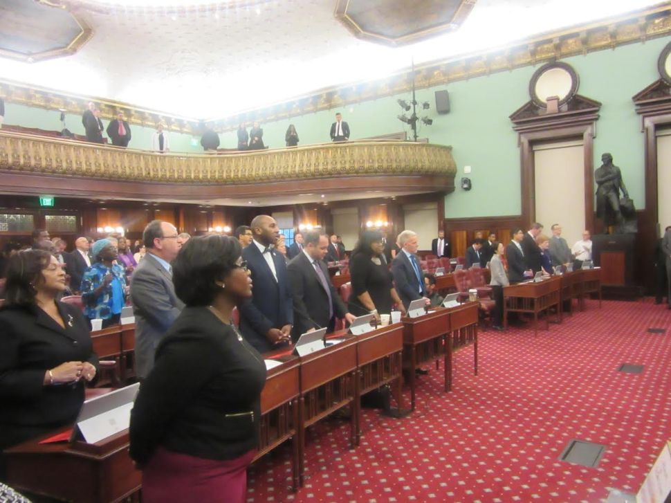 Pledges, Protests and Palace Intrigue Over Policing in the NYC Council