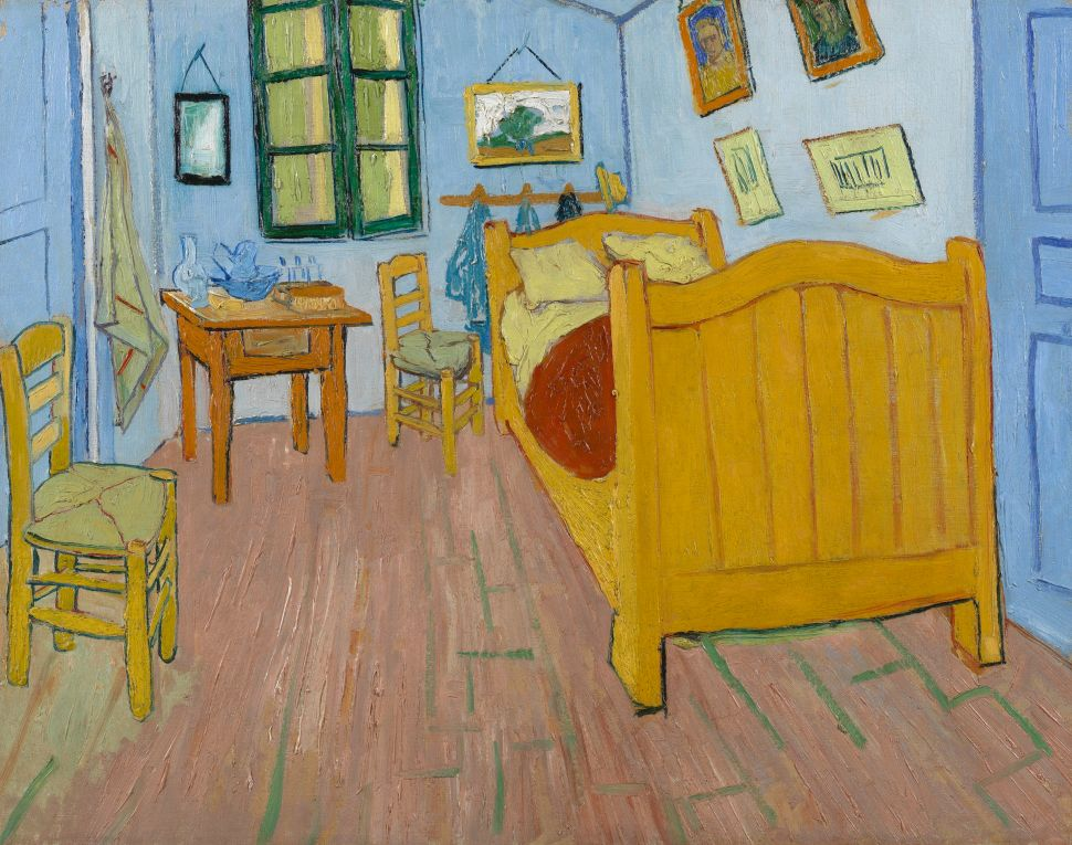 What Ever Happened to Van Gogh's Bed? Archaeologists Open Jesus' Tomb
