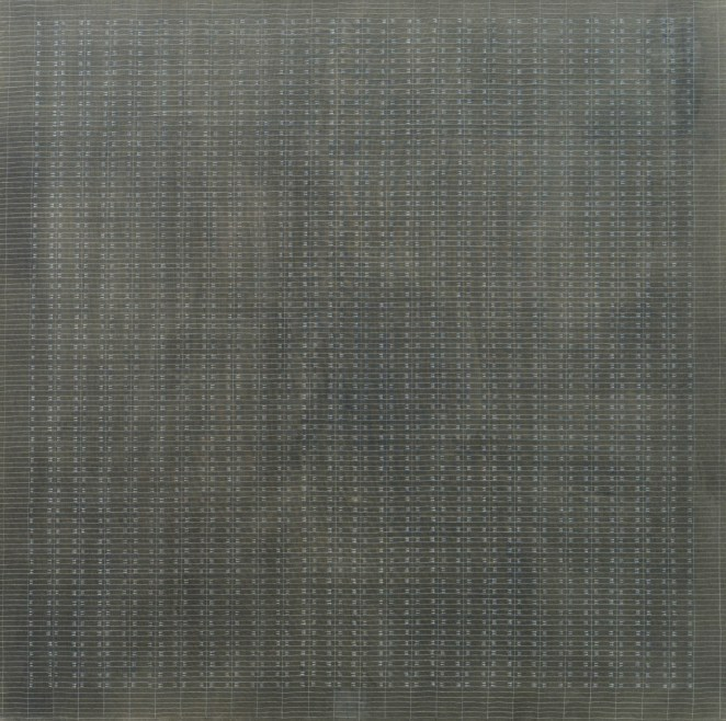 Agnes Martin—Late to AbEx or Early to Minimalism?