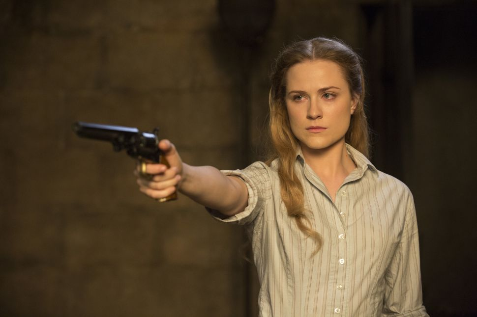 'Westworld' Creators: AI Isn't Just for 'Niche Dorks' Anymore