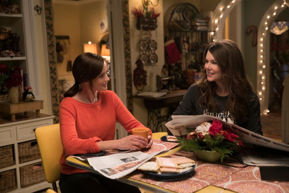 'Fall' Brings 'Gilmore Girls: A Year in the Life' to a Close