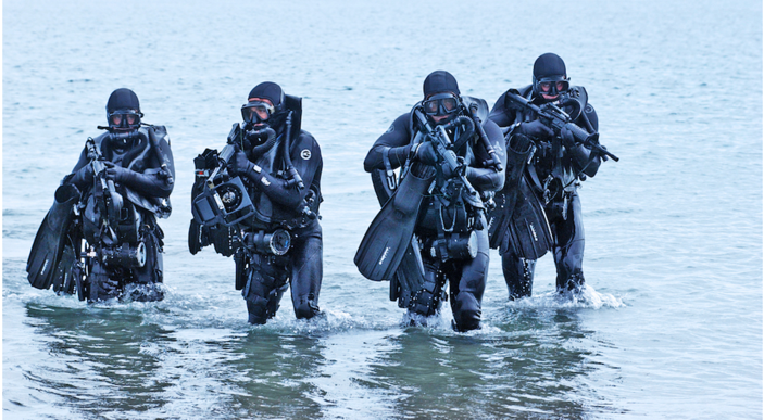 Bulletproof Mind: 6 Secrets of Mental Toughness From the Navy SEALs