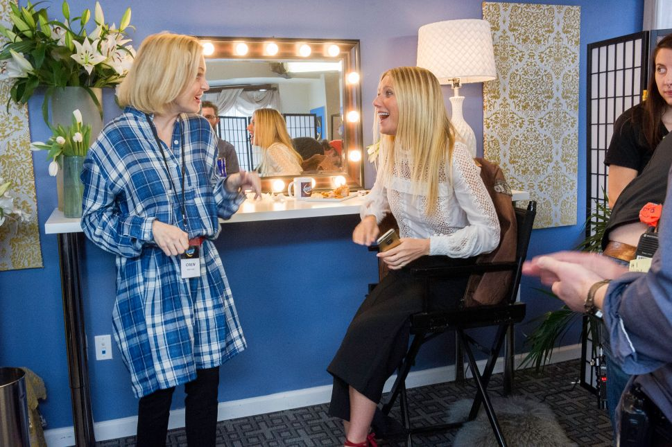 With 'Nightcap,' Ali Wentworth Lampoons the World of Late Night TV