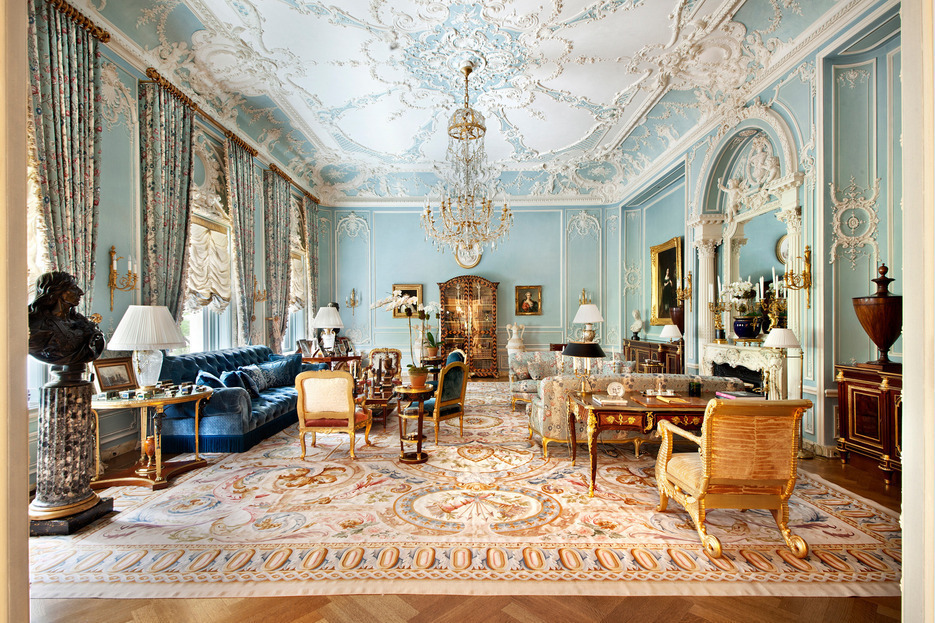 Ronsons Are One Step Closer to Recreating Gilded Age Fifth Avenue Manse