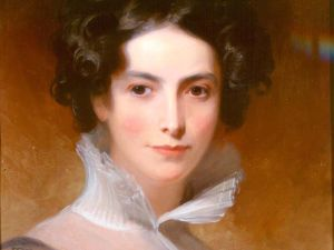 Thomas Sully Rebecca Gratz, 1831 Oil on panel.