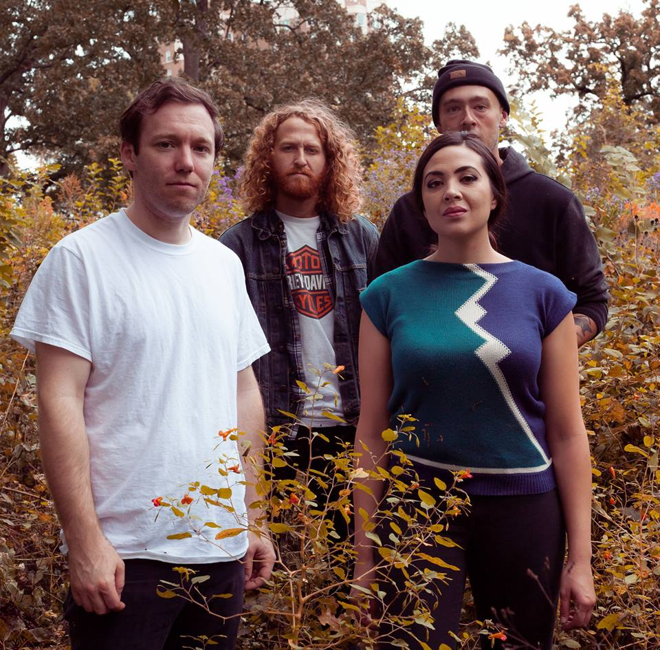 American Wrestlers Wave Goodbye to Terrible Youth With Catchy Power Pop
