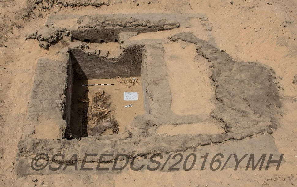 Egyptian Archaeologists Just Discovered a 7,000-Year-Old Lost City Along the Nile