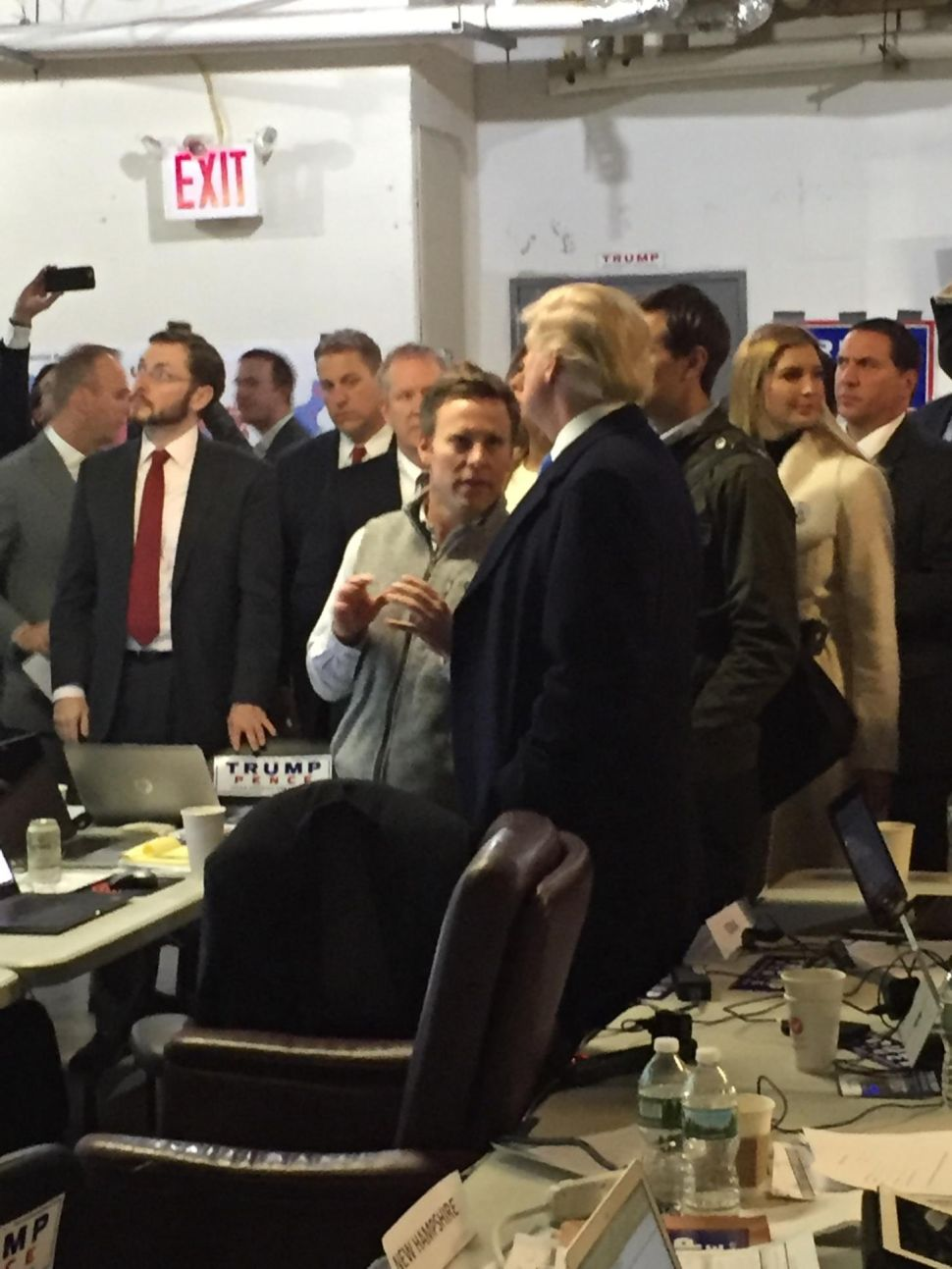 NJ Down to the Wire with Stepien in Trump World on  Election Day