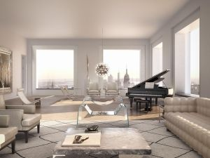 Only one more penthouse to go at 432 Park.