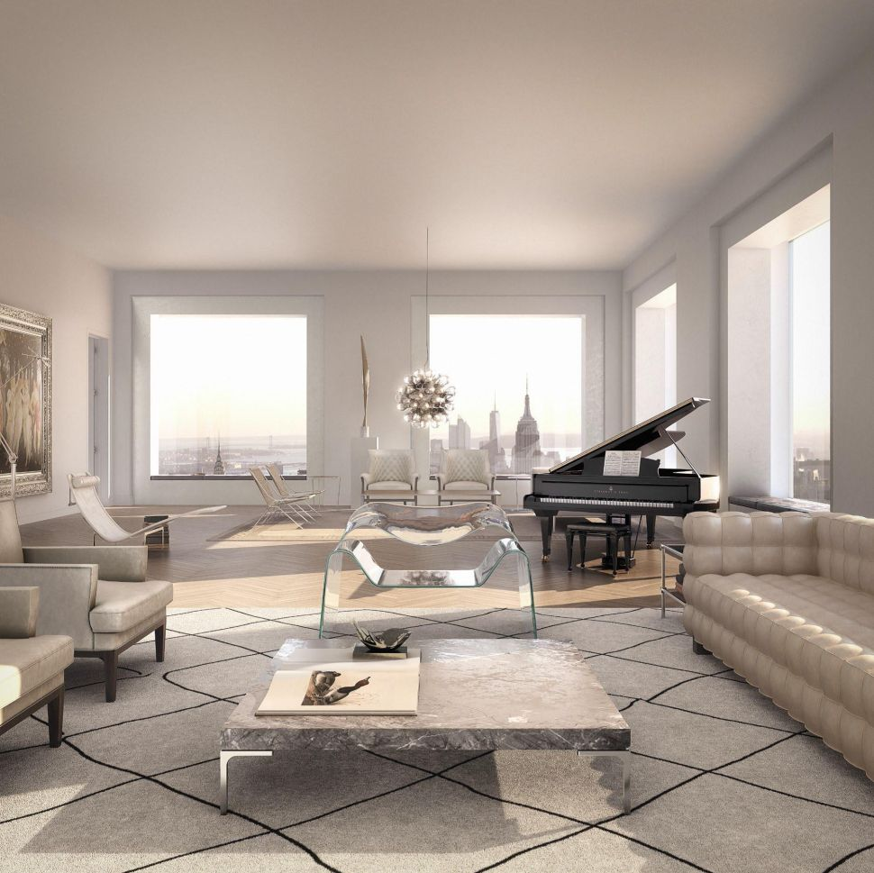 Lewis Sanders Buys $60.89M 432 Park Penthouse at Major Discount