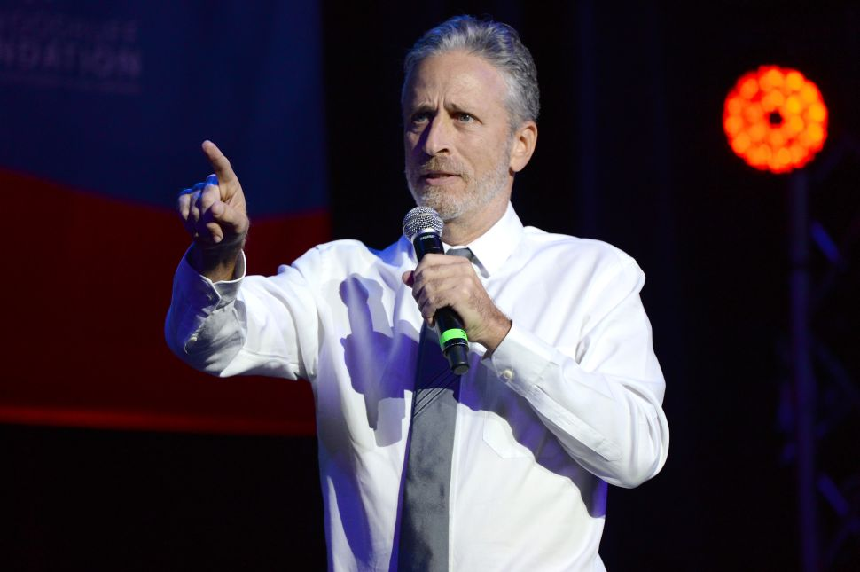 Jon Stewart Does Not Miss 'The Daily Show', But Has a Few Thoughts on the Election