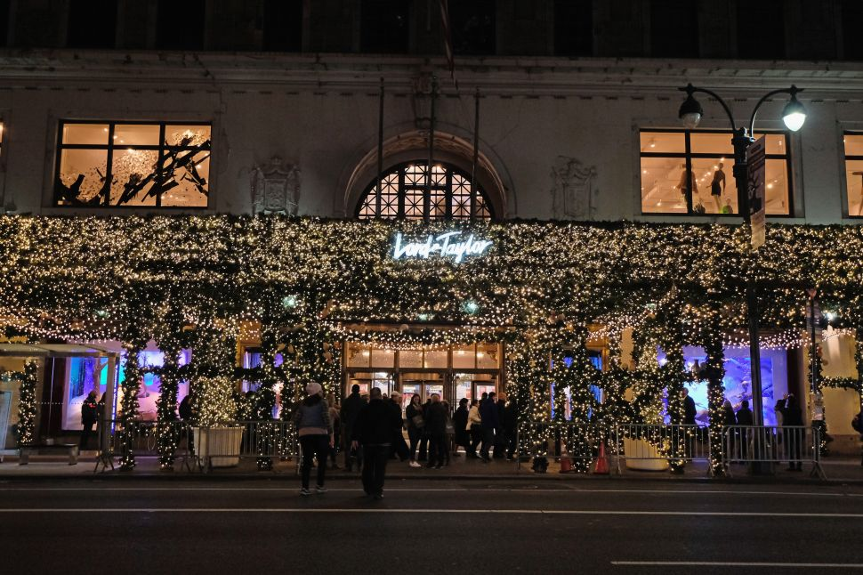 Lord & Taylor Is 'Toast' Now That WeWork Has Bought Its Flagship NYC Store
