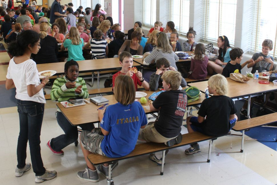What We Can Learn About Politics From the High School Lunchroom