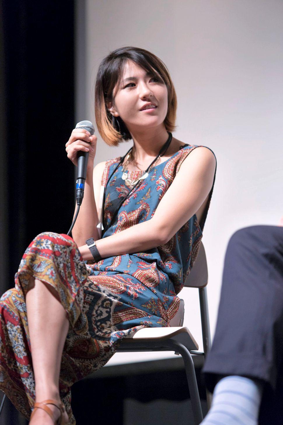 Behind the Screens: Japan Society Programmer Aiko Masubuchi