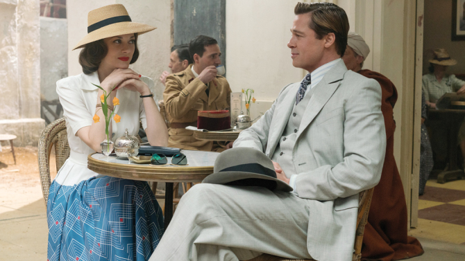 'Allied' Is a Gorgeous, Sweeping World War II Thriller