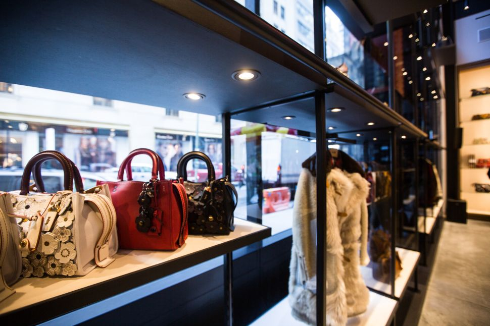 Take a Stroll Through Coach's New Flagship Store With Stuart Vevers