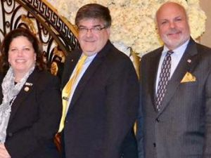 Republicans DeNicola, Driscoll and DiDio are running for freeholder.