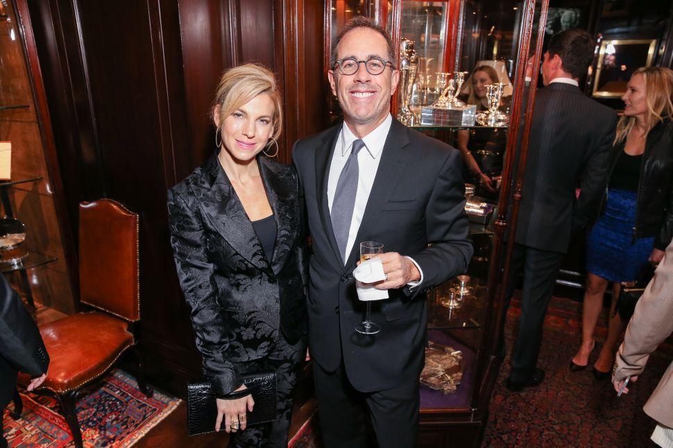 Exclusive: Ralph Lauren, Jerry Seinfeld Celebrated Jessica Seinfeld's GOOD+ Foundation Last Night
