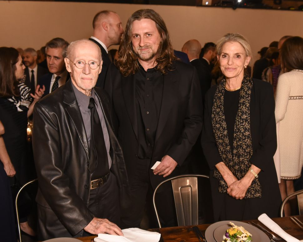 Artists Recall Their Day Jobs, at Dia Art Foundation Gala