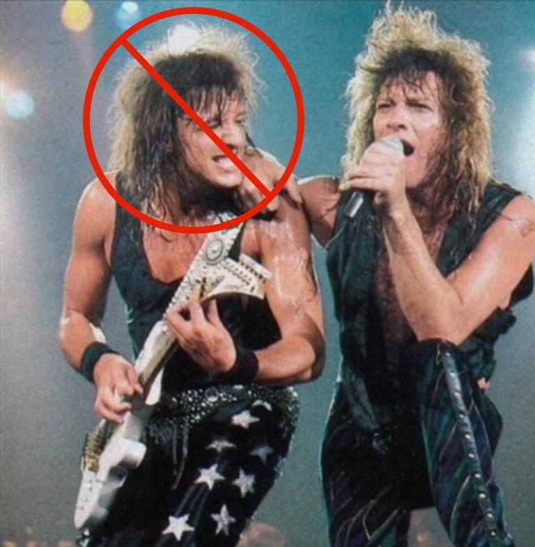 Bon Jovi Without Richie Sambora Is an Aging Dog That's Lost Its Bite