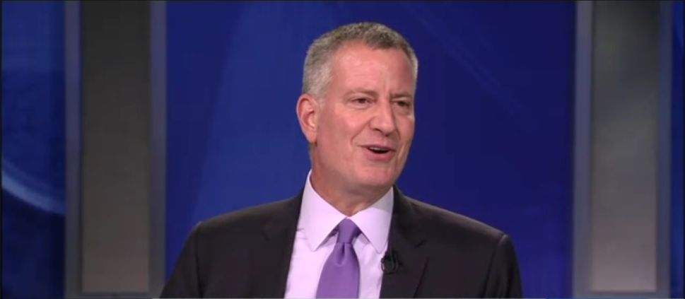 De Blasio Defends Letting Private Consultant Sit In On Housing Policy Meetings