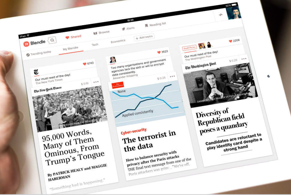 Can This 'Spotify for News' Convince People to Pay for Journalism?