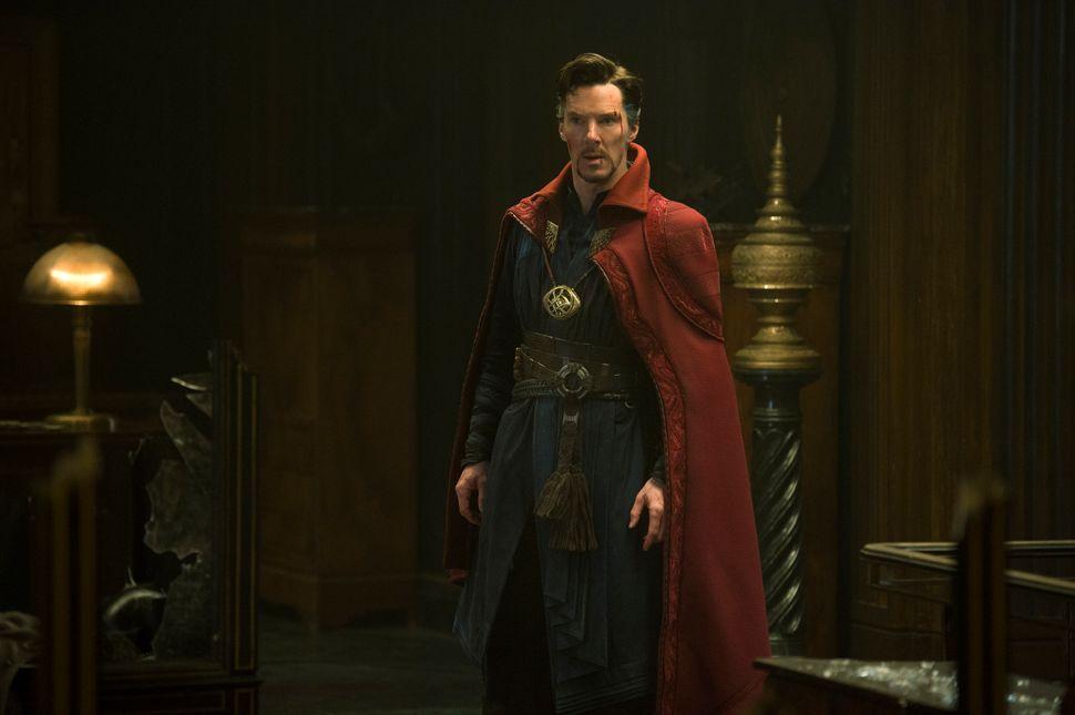 'Doctor Strange' is Marvel's Latest Overblown Comic-Book Car Crash