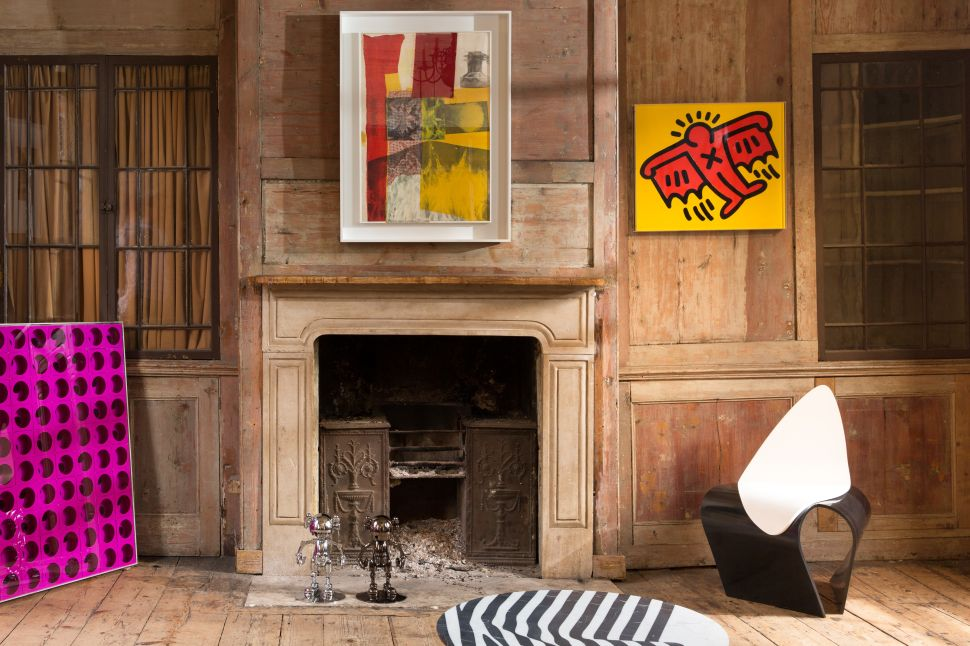 Your First Look At Paddle8's New Video Auction Townhouse