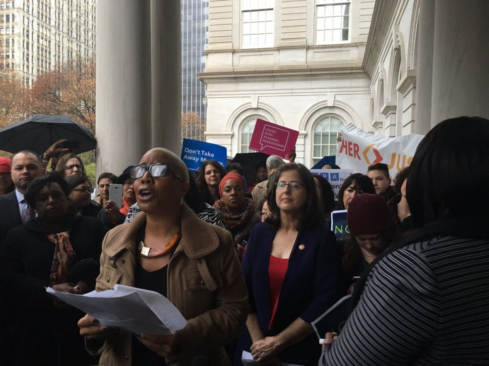 Council's Women's Caucus Unveils 'Legislative Equality Package' for the Age of Trump