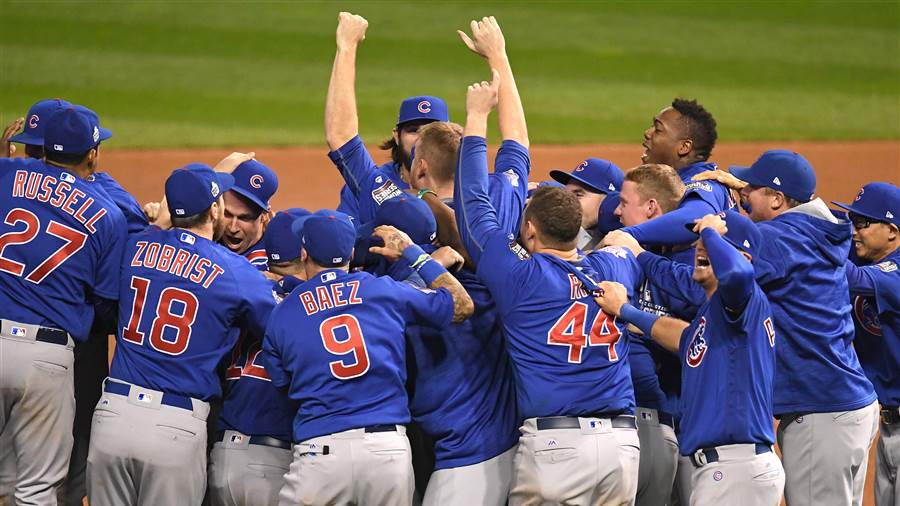 How the Chicago Cubs Used Big Data to Win the World Series