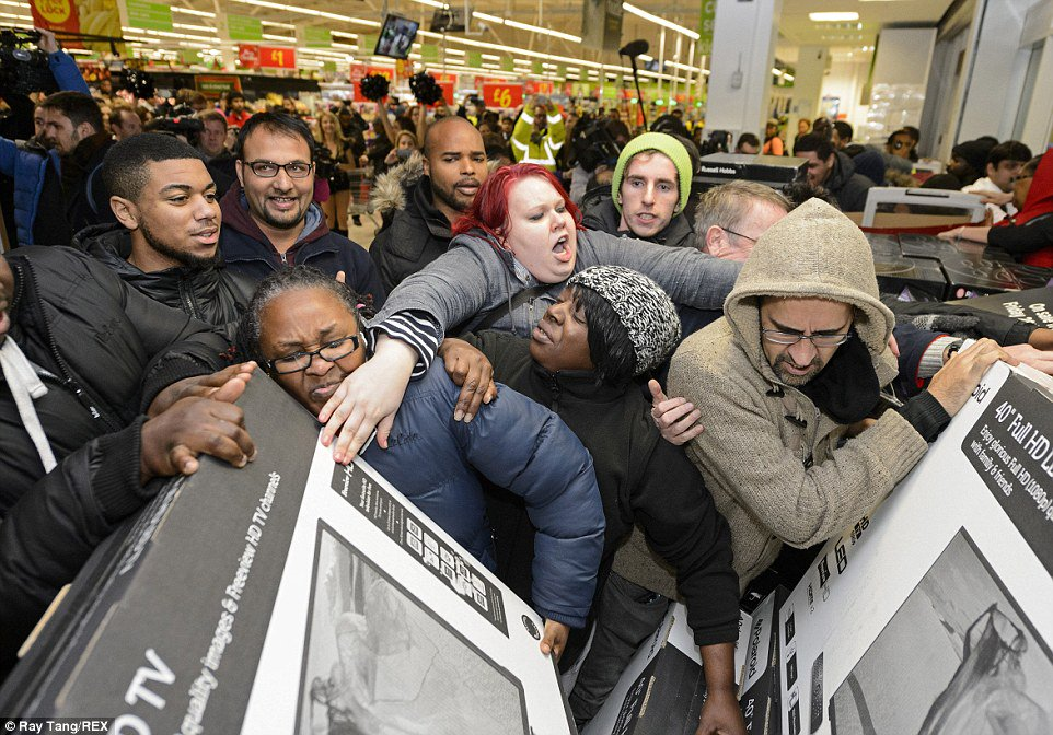 How Google Will Help You Avoid Black Friday Crowds