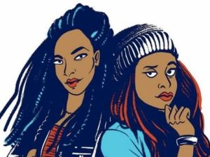 2 Dope Queens, hosted by the very funny Phoebe Robinson and Jessica Williams