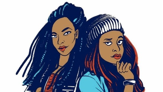 No Topic Is Off Limits on '2 Dope Queens'