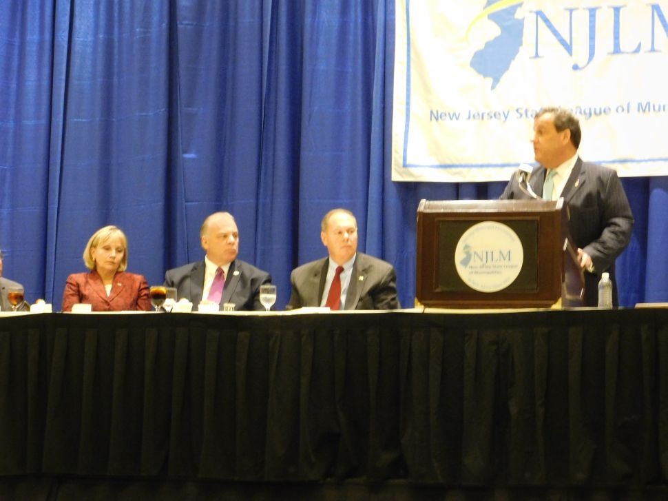 Guadagno Says She Was 'Happy' to Let Christie Take League Keynote