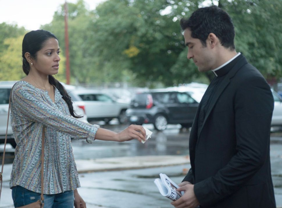 Mouzam Makkar of 'The Exorcist' Talks Secrets, Forbidden Romance and Getting Spooked