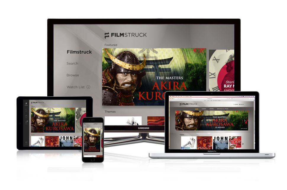 Behind the Screens: Filmstruck SVP of Programming and Production, Charlie Tabesh