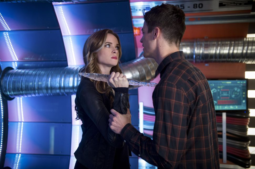 'The Flash' Recap 3×07: Heart of Ice