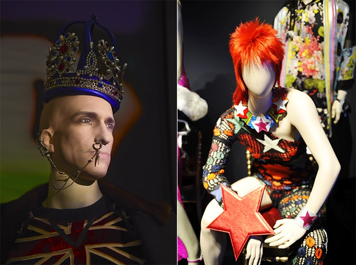 """""""From the Sidewalk to the Catwalk"""" is a Passageway to Gaultier's Creative World"""