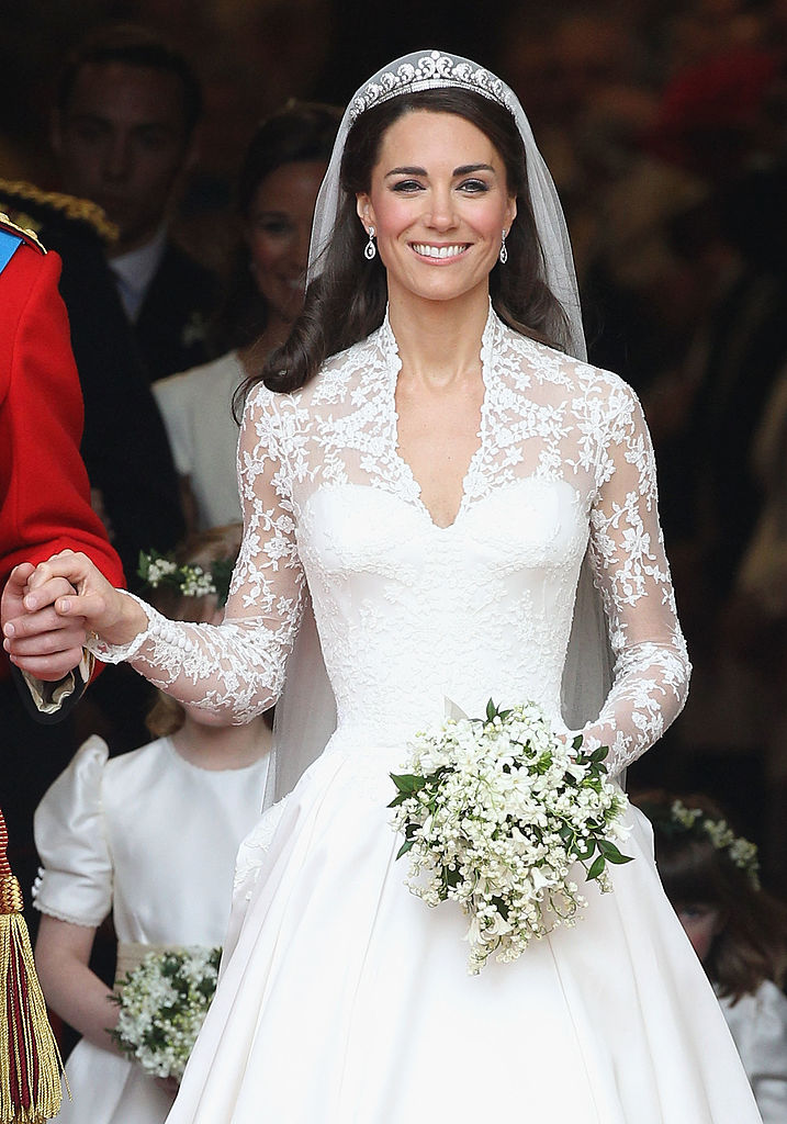 Does Kate Middleton's Insanely Expensive Haircut Come With a Tiara?