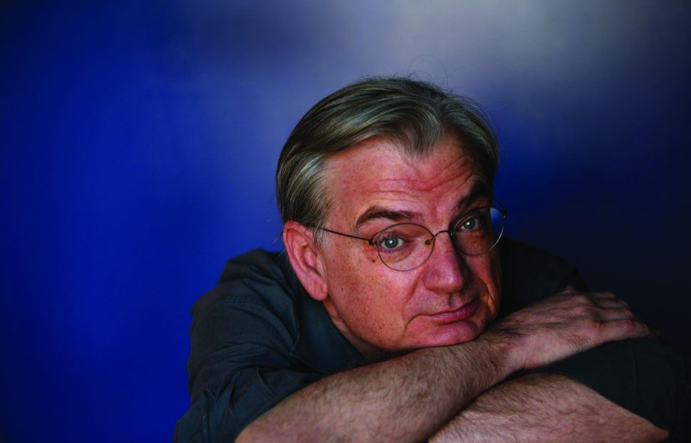Personal Politics: Playwright Richard Nelson on Comparing Apples to Gabriels