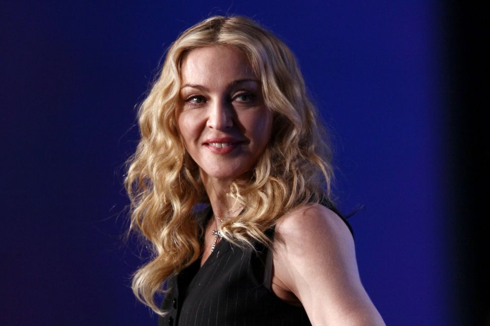 Madonna Brings Clown Show to Art Basel Miami, First Internet URL for Culture Launches