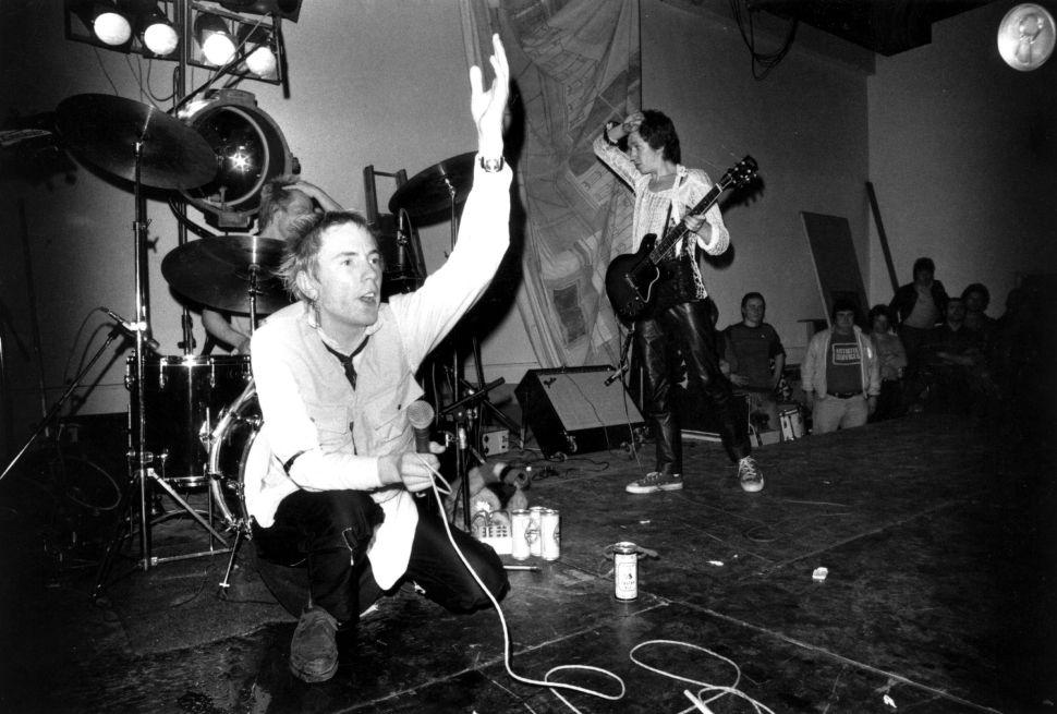 The 30 Craziest Stories From Steve Jones' Sex Pistols Book