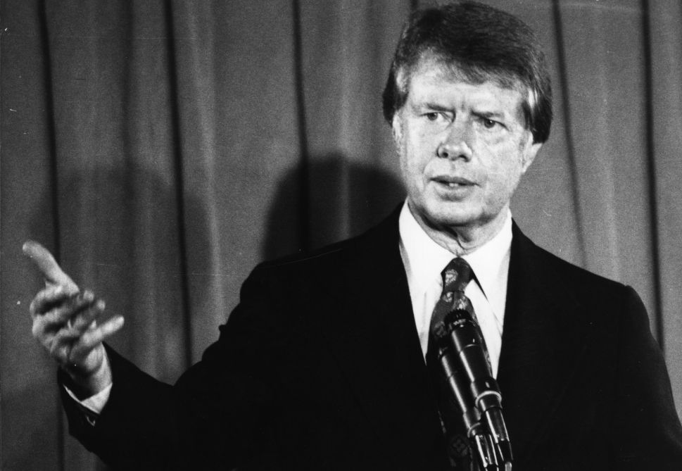 Jimmy Carter's Animus for Israel