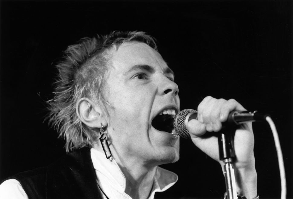 The Sex Pistols' 'Anarchy in the UK' Is More Relevant Now Than Ever