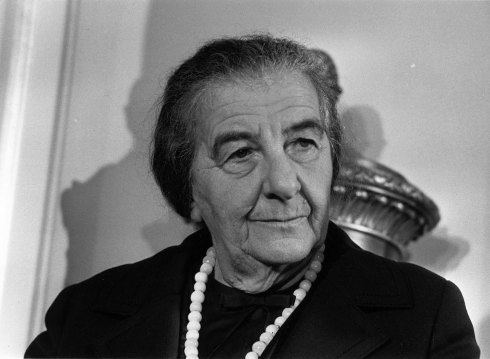 Students for Justice in Palestine Fail: Kent State Bigots Target Golda Meir