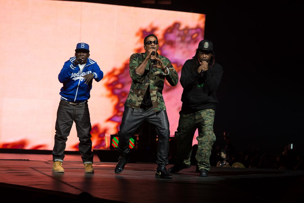 A Tribe Called Quest Released the Album 2016 Desperately Needed