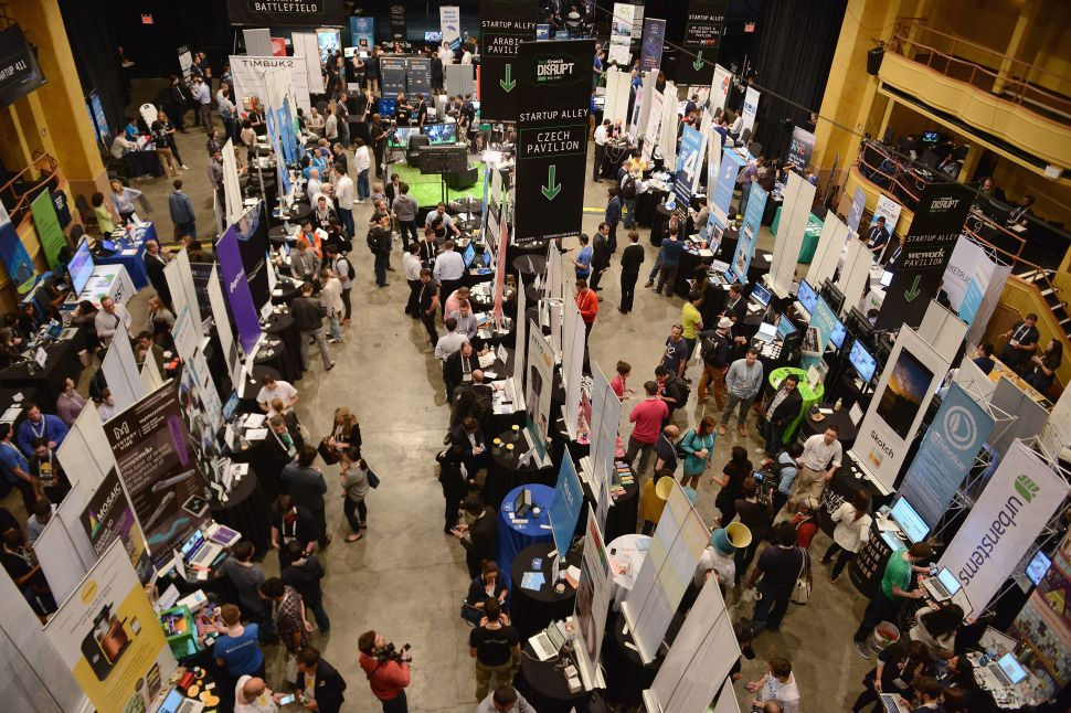 How Poor Planning at TechCrunch Disrupt Inspired a Million-Dollar Startup's New Idea