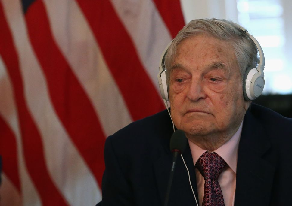 Dems and New Dem Chair Must Break Reliance on George Soros